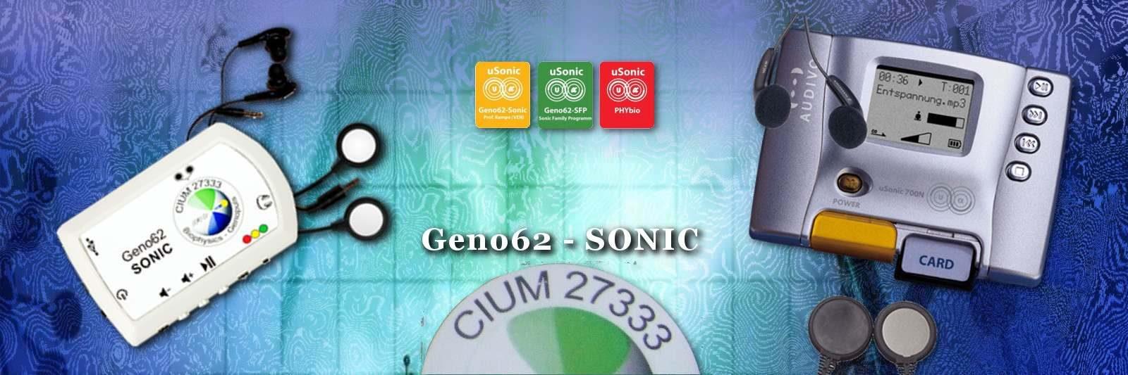 Geno62-SONIC