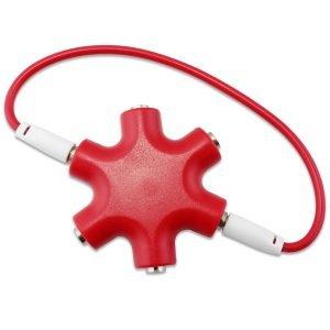 5er Kopfhörer-Adapter